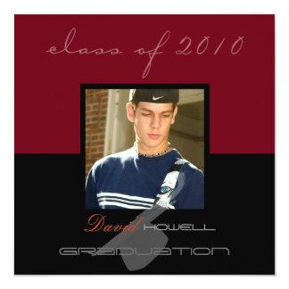 Classy Graduation 2010/Cap Card