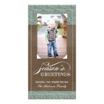 Classy Holiday Photo Cards (4x8)