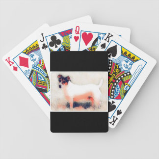 Classy Jack poker playing cards
