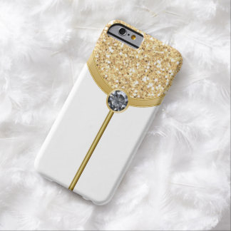 Classy Jewel Style Barely There iPhone 6 Case