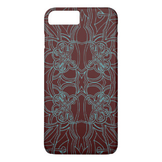 Classy Line Drawing Art iPhone 8 Plus/7 Plus Case