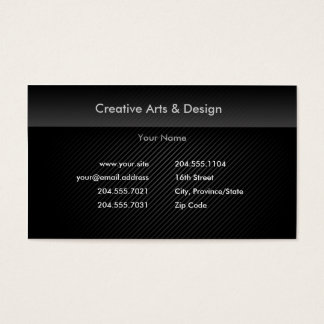 Classy Lines Business Card