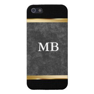 Classy Monogram iPhone 5 Case
