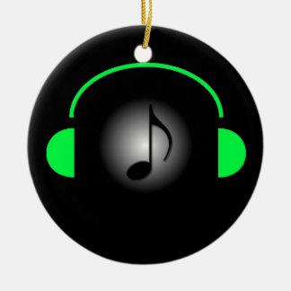 Classy Music Ornament