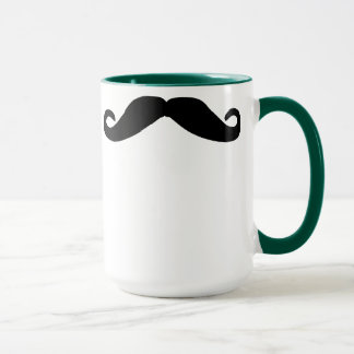 Classy Mustache Mug