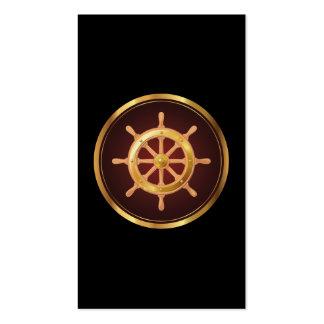 Classy Nautical Business Card