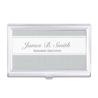 Classy Office Business Administrative Corporate Business Card Holder