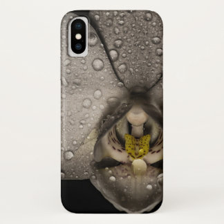 Classy orchid phone case. iPhone x case