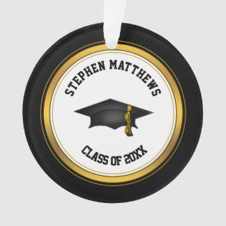 Classy Personalized Graduation Cap and Tassel