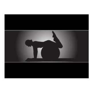 Classy Pilates Post Card