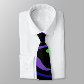 Classy Psychedelic Tie