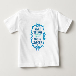 Classy Quote Baby T-Shirt
