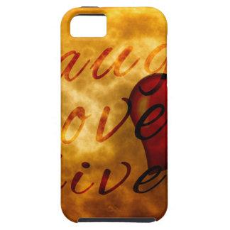 Classy Quote iPhone 5 Case