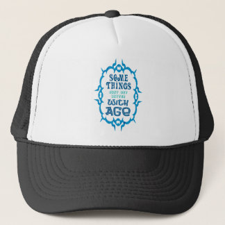 Classy Quote Trucker Hat