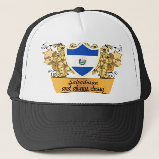 Classy Salvadoran Trucker Hat