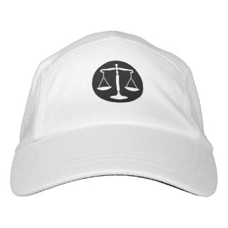 Classy Scales of Justice Hat