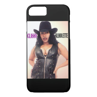 Classy Silhouette iPhone 7 Phone Protector iPhone 8/7 Case