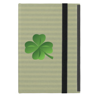 Classy Trendy  Irish Lucky Shamrock iPad Mini Case