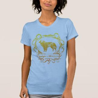 Classy Weathered Belgian Sheepdog T-Shirt