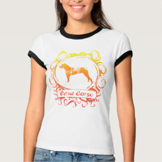 Classy Weathered Cane Corso Ladies T-Shirt