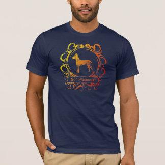 Classy Weathered Xoloitzcuintli T-Shirt
