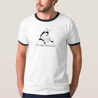 ClassyDonkey.com Men's Ringer Tee