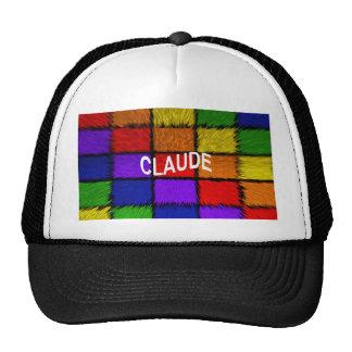 CLAUDE CAP