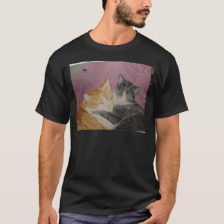 Claude & Chester Painting 222nd T-Shirt