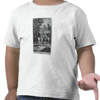 Claude Duval robbing Squire Roper Shirt