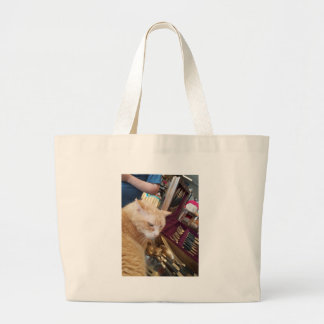Claude Large Tote Bag