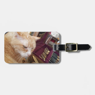Claude Luggage Tag