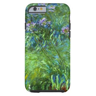 Claude Monet: Agapanthus Tough iPhone 6 Case