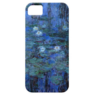 Claude Monet Blue Water Lilies Case For The iPhone 5