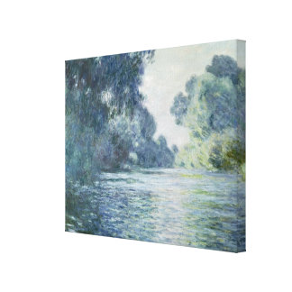 Claude Monet | Branch of the Seine near Giverny Canvas Print