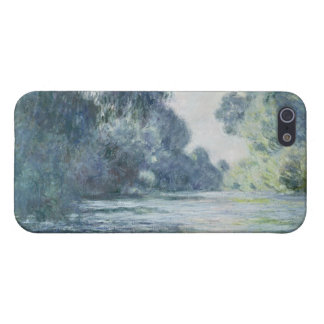Claude Monet | Branch of the Seine near Giverny iPhone 5 Case
