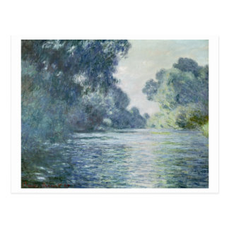 Claude Monet   Branch of the Seine near Giverny Postcard
