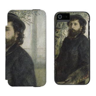 Claude Monet by Pierre-Auguste Renoir Incipio Watson™ iPhone 5 Wallet Case