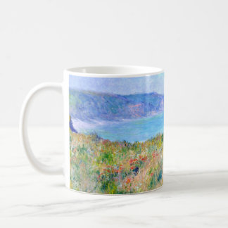 Claude Monet: Cliff Near Pourville Coffee Mug