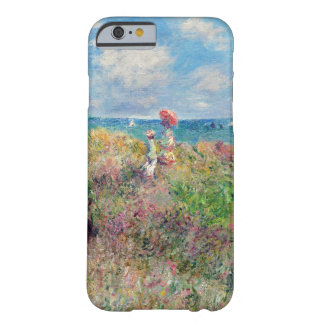 Claude Monet Cliff Walk at Pourville Barely There iPhone 6 Case