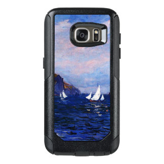 Claude Monet-Cliffs and Sailboats at Pourville OtterBox Samsung Galaxy S7 Case