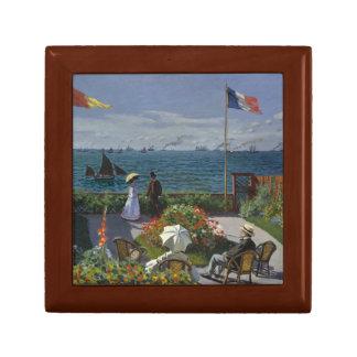 Claude Monet - Garden at Sainte-Adresse Gift Box