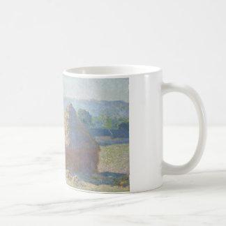 Claude Monet - Haystacks, End of Summer Coffee Mug