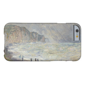 Claude Monet - Heavy Sea at Pourville Barely There iPhone 6 Case