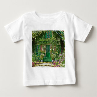 Claude Monet Home & Quote Gifts Cards & Tees