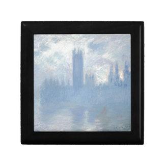 Claude Monet - Houses of Parliament London Art Gift Box