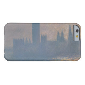 Claude Monet - Houses of Parliament, Sunlight Barely There iPhone 6 Case