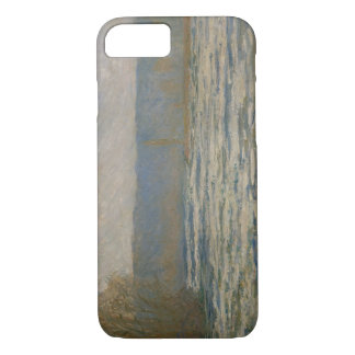 Claude Monet - Ice breaking up on the Seine iPhone 7 Case