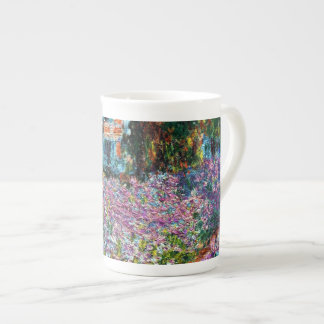 Claude Monet: Irises in Monet's Garden Bone China Mug