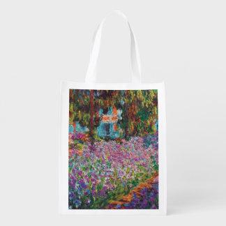 Claude Monet - Irises in Monet's Garden