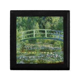 Claude Monet - Japanese Bridge Gift Box